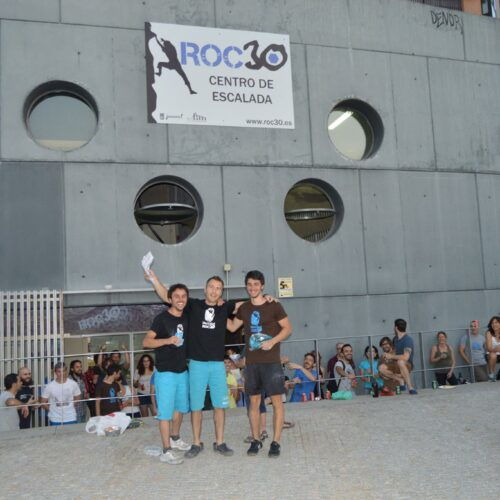 Rocódromo Roc30 Madrid