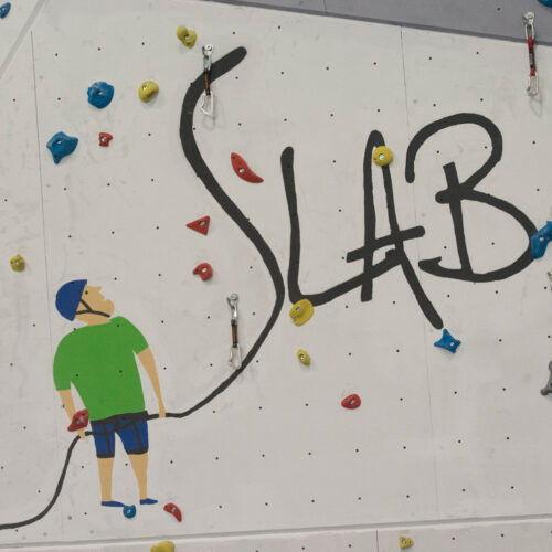 Rocódromo Slab