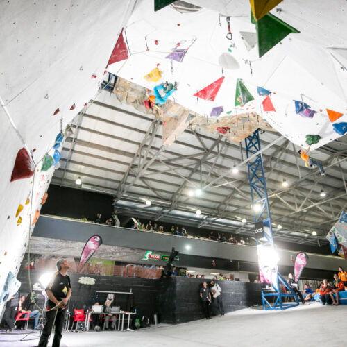 Rocódromo Climbat Supergreen