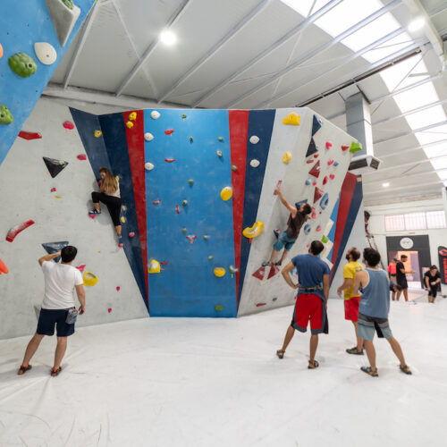 Rocódromo The Climb en Madrid
