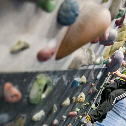 Rocódromo Climbat Portugalete Bilbao CCBallonti