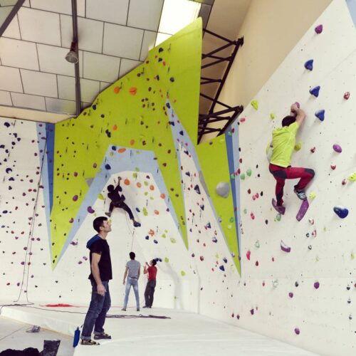 Rocódromo Indoor Climb Planet Villalba