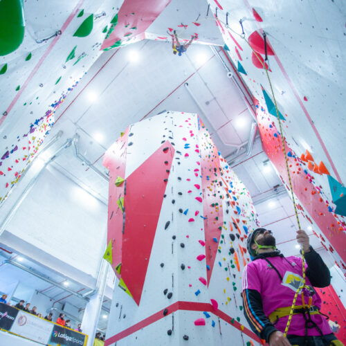 Rocódromo Climbat X-Madrid