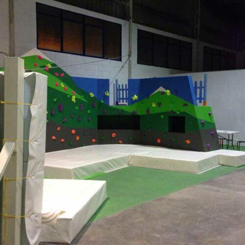 Rocódromo Indoorwall Alicante