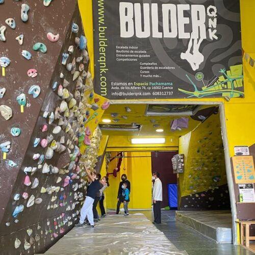 Rocódromo BulderQNK