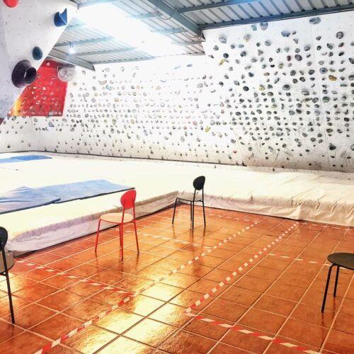 Rocódromo La Sala Escalada Telde