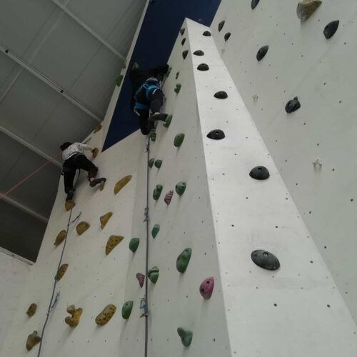 Rocódromo Ohana Climbing Aventura