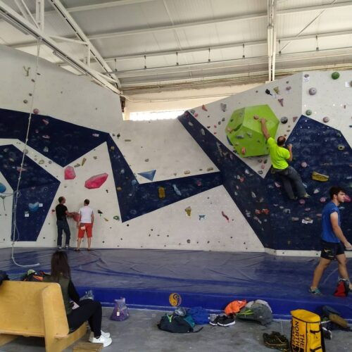 Rocódromo Ohana Climbing